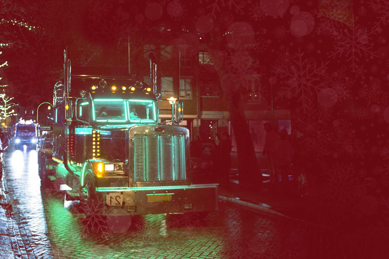 Christmas Truckrun